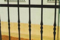 Παραδοσιακά κάγκελα Σιδήρου 3